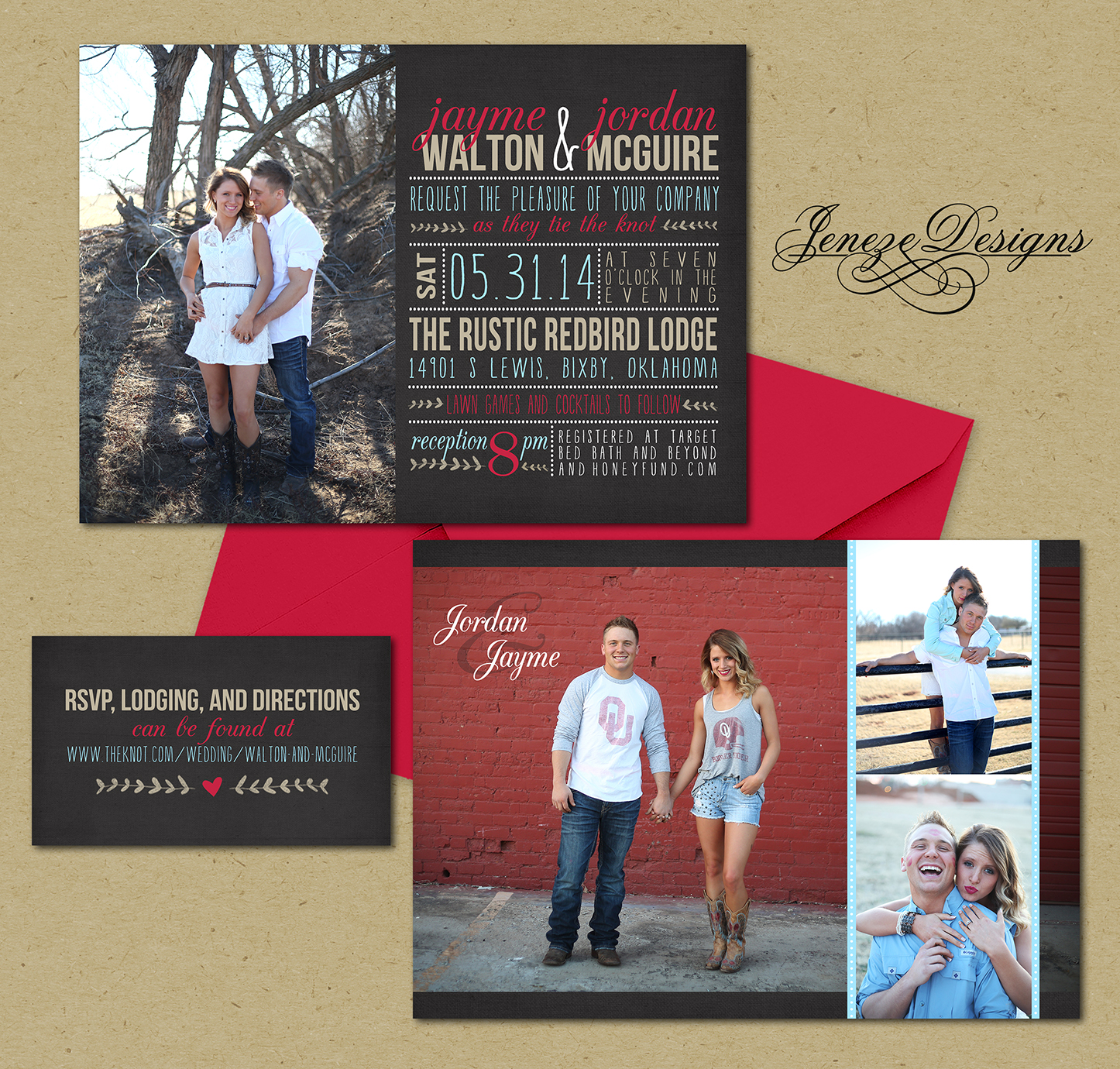 Nice Wedding Invitations Bed Bath And Beyond Collection ...