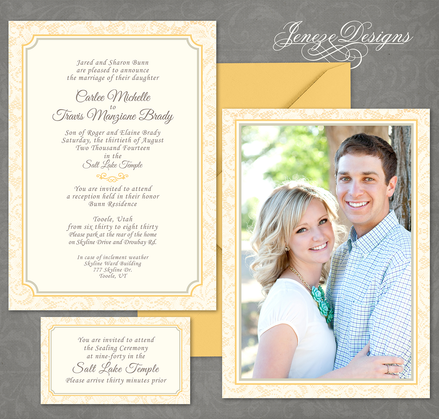 ca186 posted in photo invitations wedding
