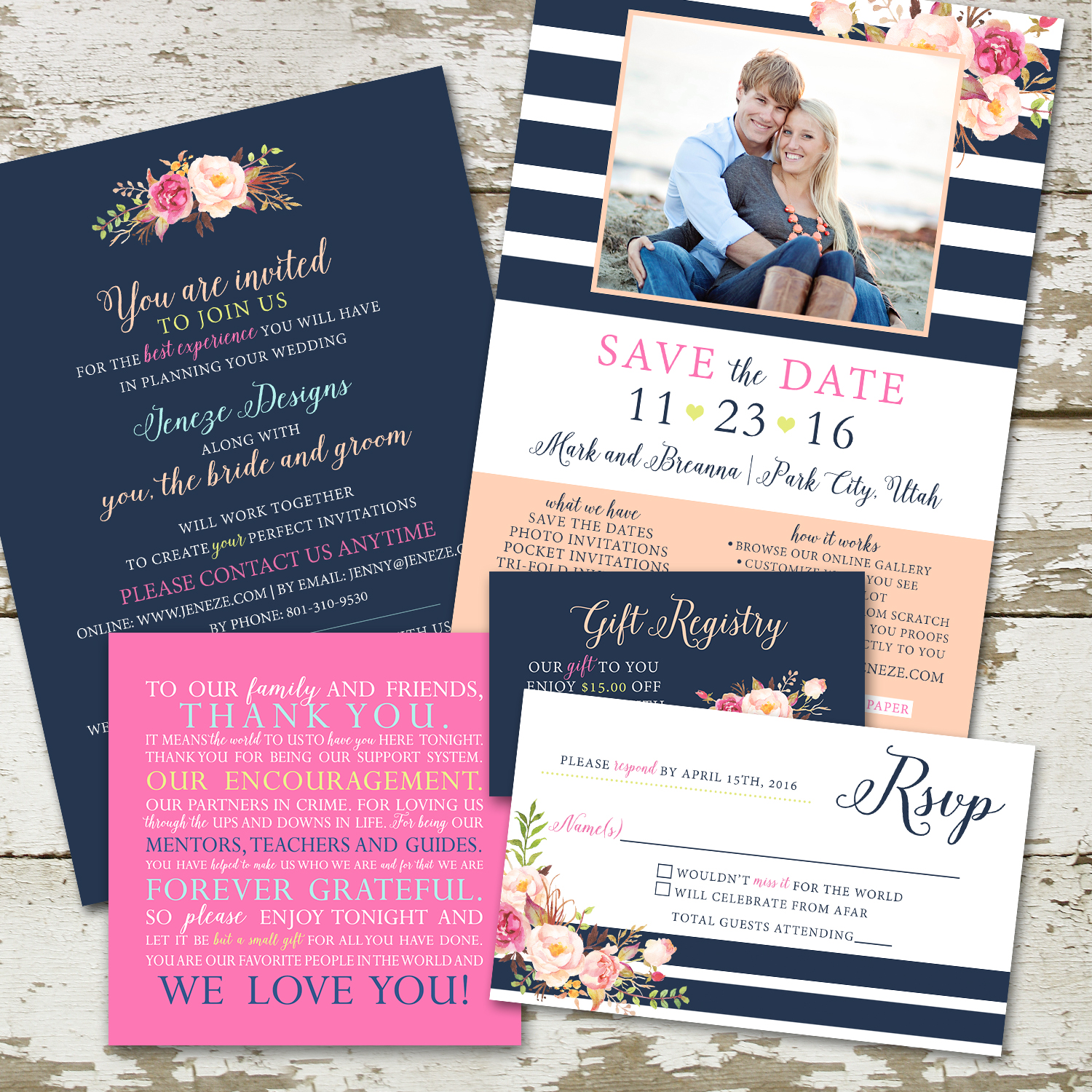 Our Sample Set Includes A Flat Invitation On Matte Paper RSVP Card Standard Uncoated Small Information Linen Thank You