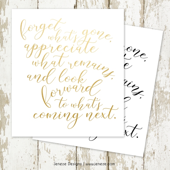1 New Year Printable