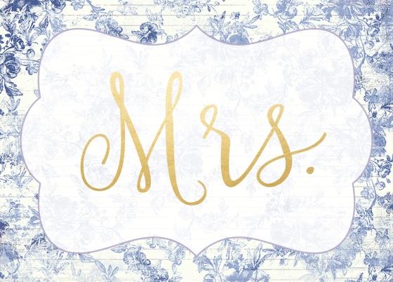 Mrs tag